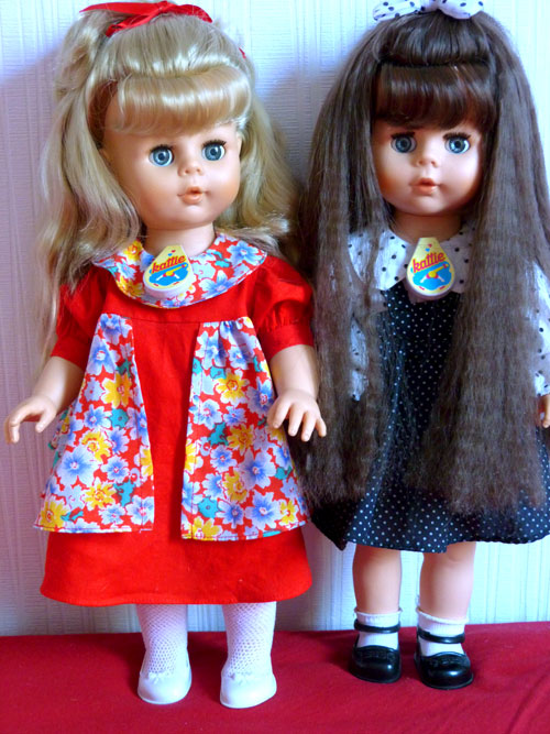 [VINTAGE] Kattie Style, Kenner et My Child Mattel 1502281256344821713019296