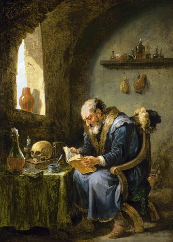 L'Alchimiste sous le regard des peintres 15030106142119075513024562