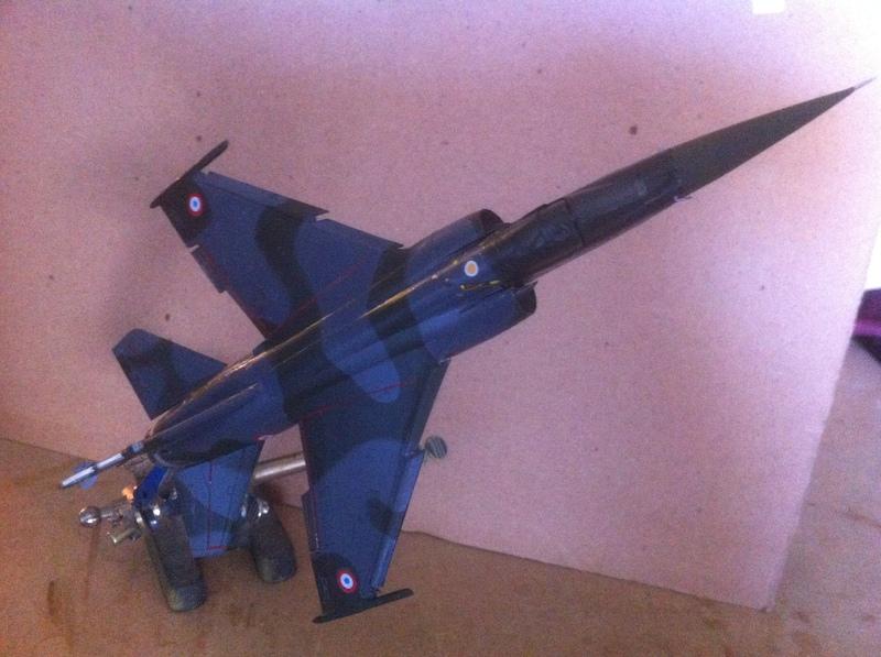 honneur au Mirage F1 : le F1 CT 1503031142316230013031129