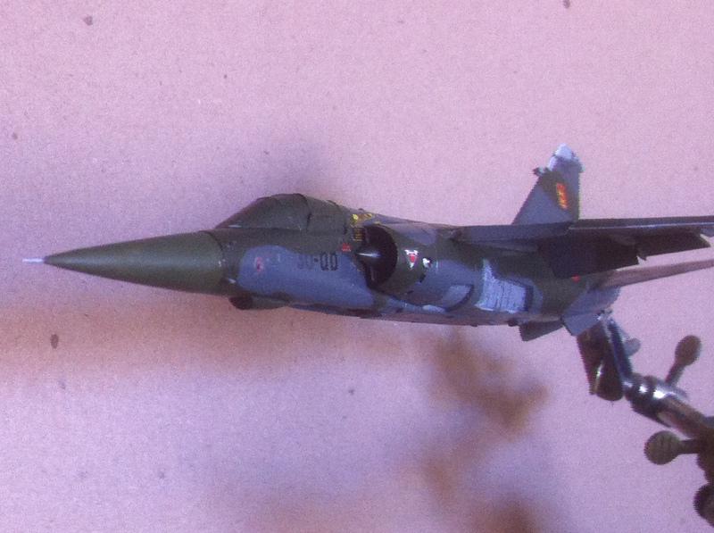 honneur au Mirage F1 : le F1 CT 1503031143386230013031136