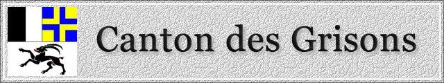 GRISONS : Canton 1503040351051858213034586