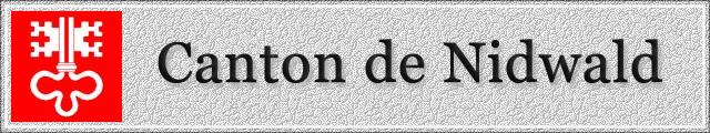 NIDWALD : Canton 1503040352441858213034595