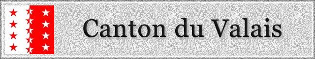 VALAIS : Canton 1503040352581858213034610