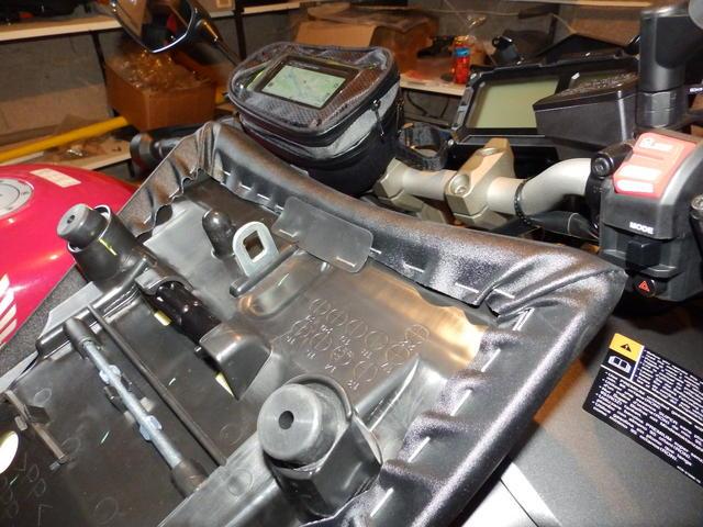"""Le topcase """"style K-Way"""" 40L de secours à 8€ et autres astuces de Lalain 15030606132117480613041068"""