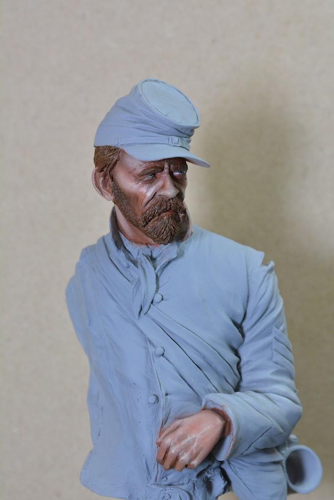 Le buste du 10th Tennessee Irish Brigade  - mise à jour du 7/04  par Gabriel FINI - Page 2 15030705471012278513044123