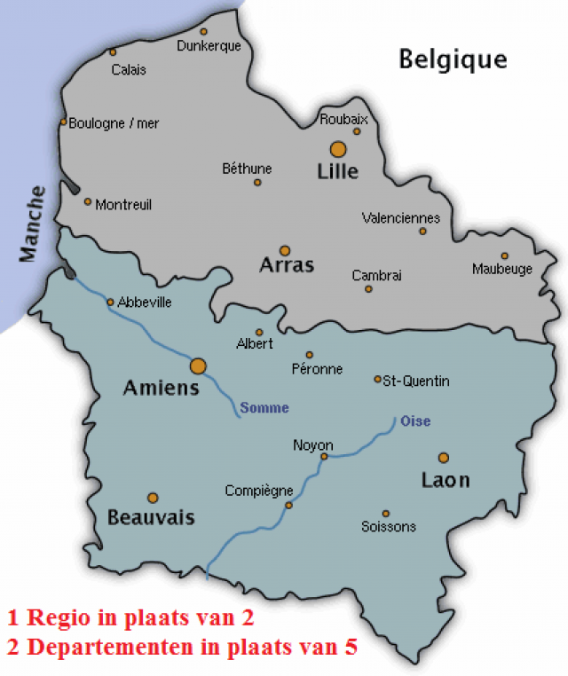 Zou volgens u de regio Nord Pas de Calais van naam moeten veranderen? Wat denkt u van een fusie van de departementen en/of van de regio's - Pagina 4 15030709444614196113044933