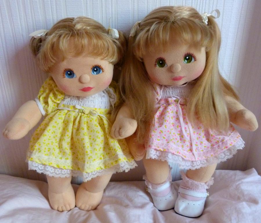 [VINTAGE] Kattie Style, Kenner et My Child Mattel 1503081205104821713046235