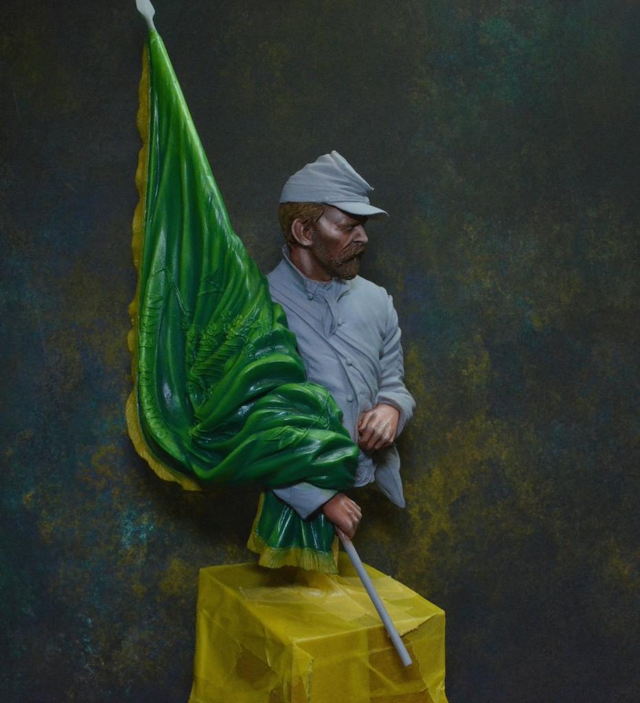 Le buste du 10th Tennessee Irish Brigade  - mise à jour du 7/04  par Gabriel FINI - Page 2 15030905414412278513050490