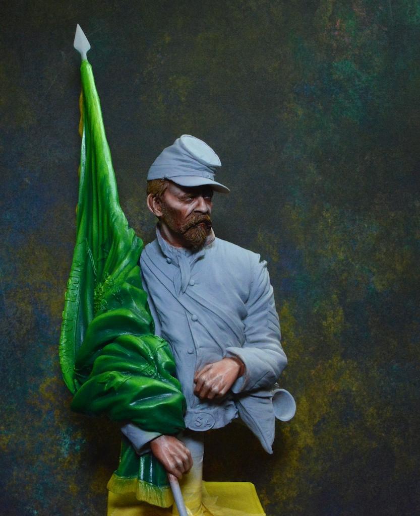 Le buste du 10th Tennessee Irish Brigade  - mise à jour du 7/04  par Gabriel FINI - Page 2 15030905414712278513050491