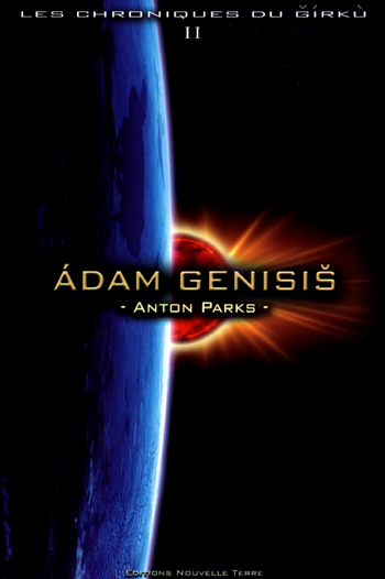 Adam Genisis - Anton Parks