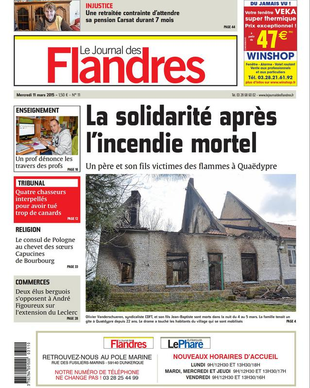drama's en faits divers in Frans-Vlaanderen 15031101413214196113058973