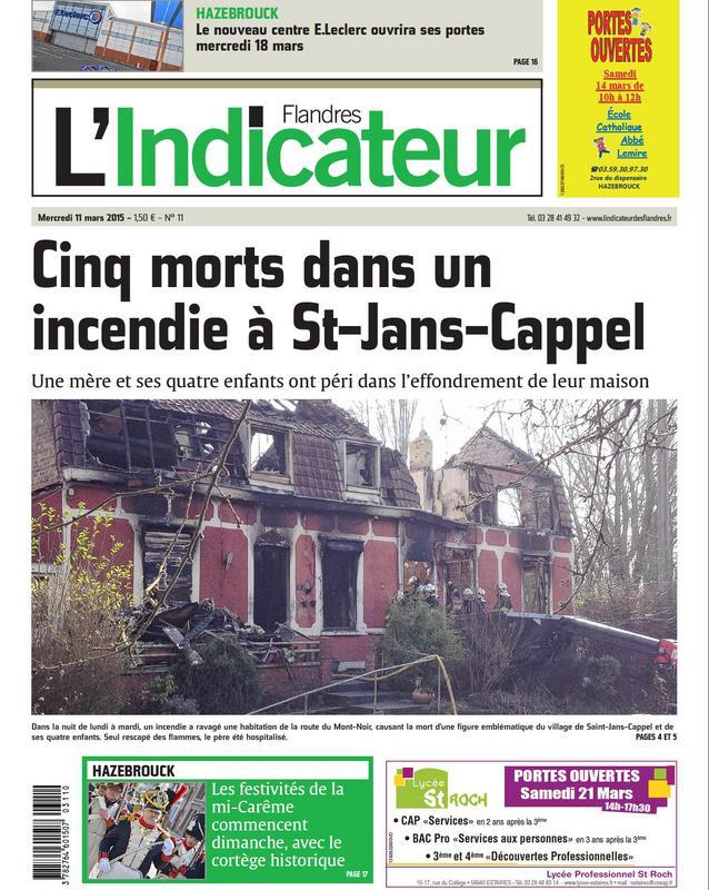 drama's en faits divers in Frans-Vlaanderen 15031101413314196113058974