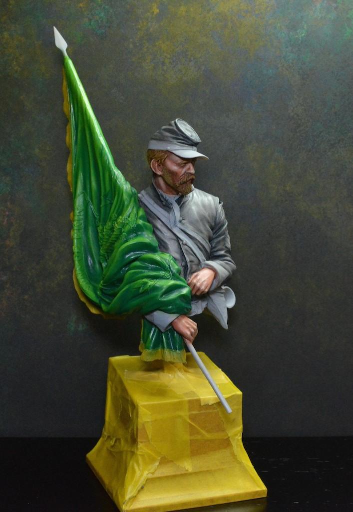 Le buste du 10th Tennessee Irish Brigade  - mise à jour du 7/04  par Gabriel FINI - Page 2 15031205272612278513062289