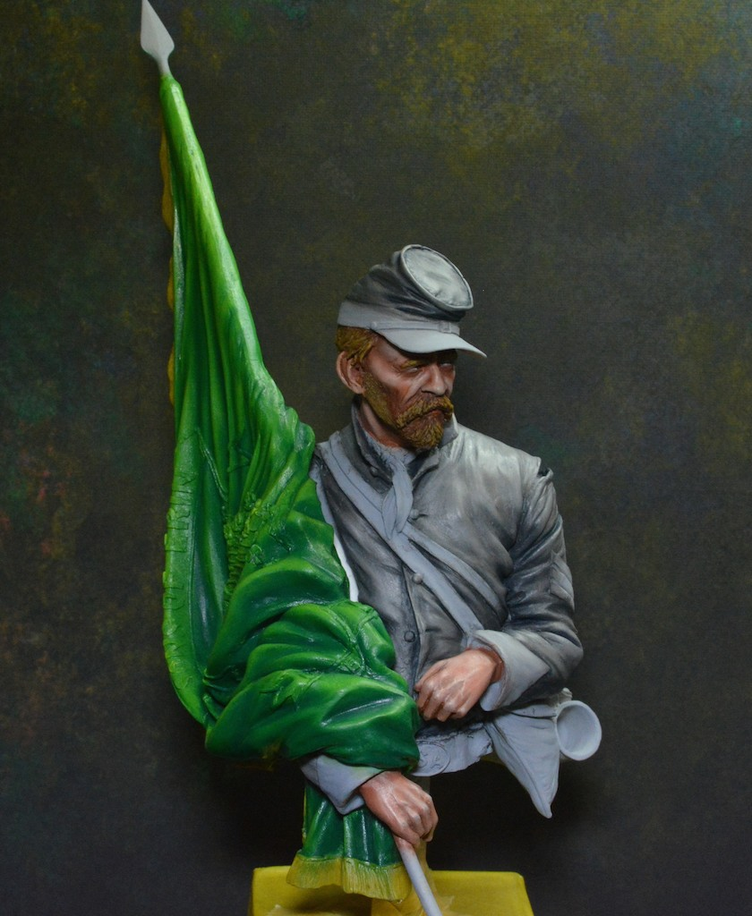 Le buste du 10th Tennessee Irish Brigade  - mise à jour du 7/04  par Gabriel FINI - Page 2 15031205273012278513062290