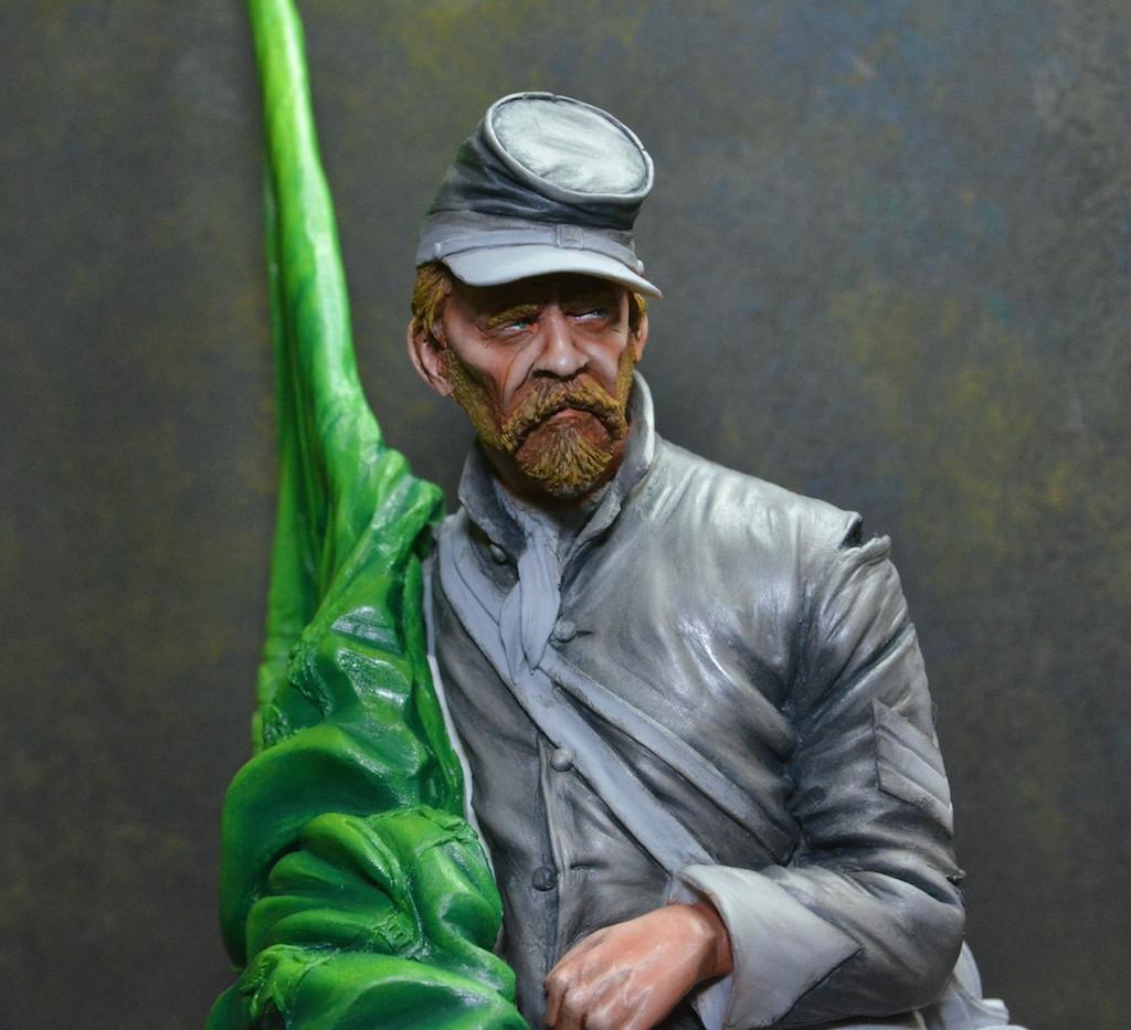 Le buste du 10th Tennessee Irish Brigade  - mise à jour du 7/04  par Gabriel FINI - Page 2 15031205273312278513062291