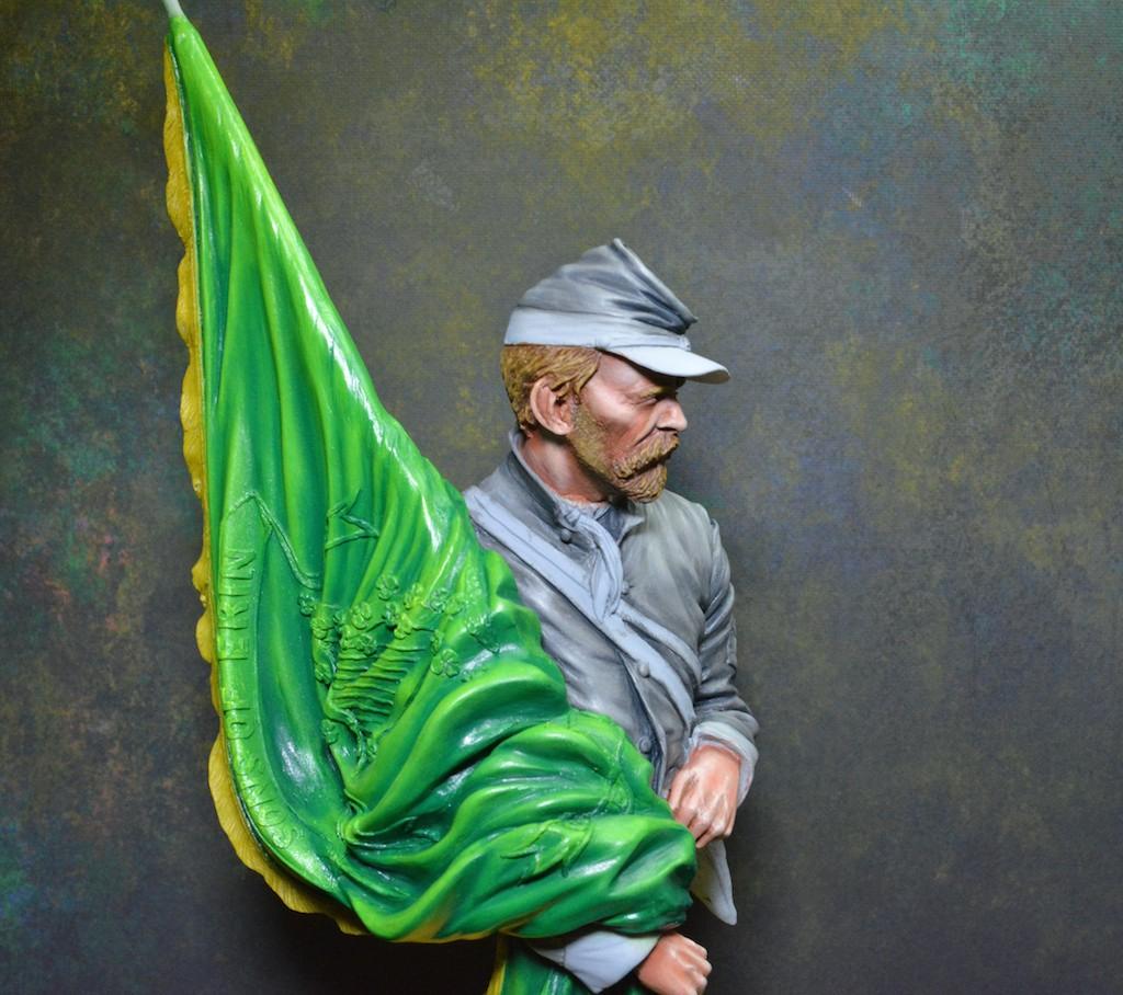 Le buste du 10th Tennessee Irish Brigade  - mise à jour du 7/04  par Gabriel FINI - Page 2 15031205274012278513062293