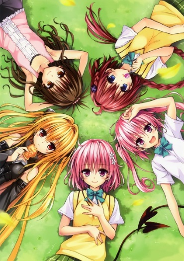 To Love Ru-Darkness -Vol 1~12-(Fre)