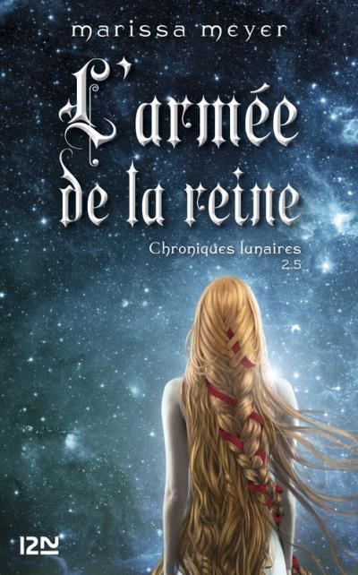 Saga Les chroniques lunaire - Nouvelles 0 et 2.5 sans DRM - Marissa Meyer