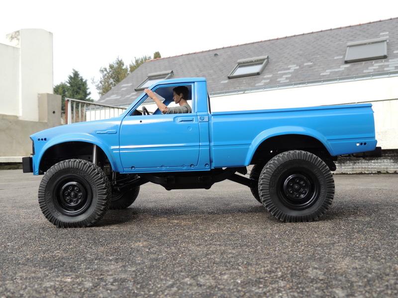 Châssis Sawback, carrosserie Hilux. 1503150216172281113071472