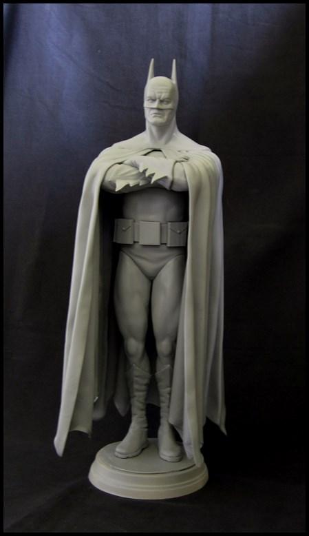 Batman Alex Ross statue 1/4 15031504140616083613071860