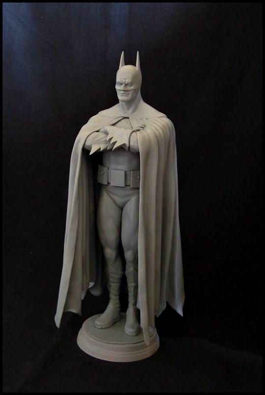 Batman Alex Ross statue 1/4 15031504140916083613071865