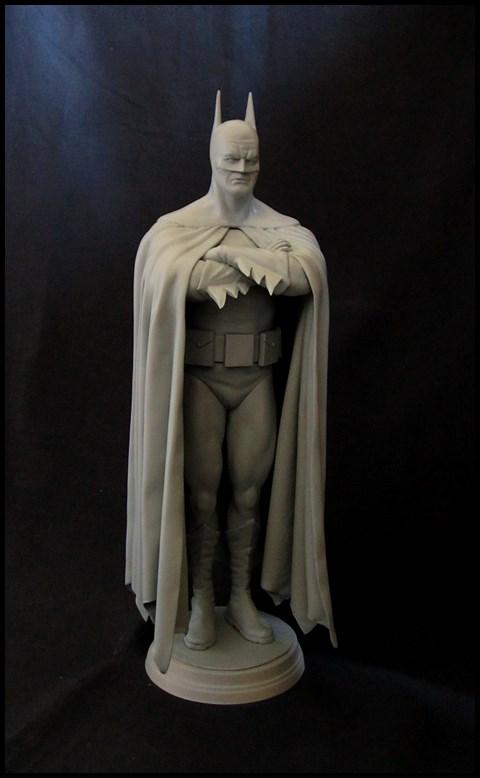 Batman Alex Ross statue 1/4 15031504141016083613071866