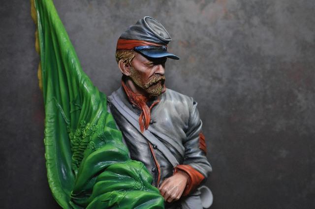 Le buste du 10th Tennessee Irish Brigade  - mise à jour du 7/04  par Gabriel FINI - Page 3 15031506222716819913072759