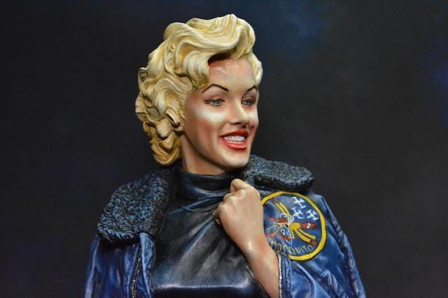 Marilyn Monroe: Korea USO Tour Février 1954.  FINIE 15031611124916819913074842