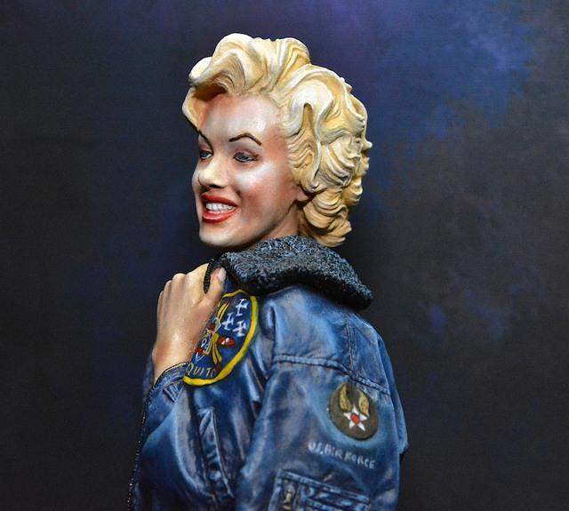Marilyn Monroe: Korea USO Tour Février 1954.  FINIE 15031611125316819913074843