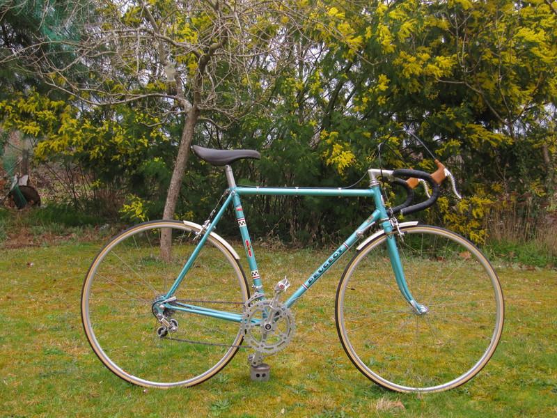 Peugeot  ps10 1978 bleu turquoise 15031806482913185313083264