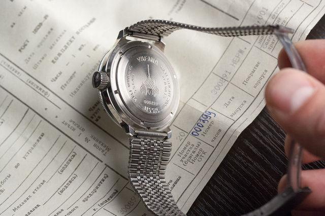 VREMIR : les montres Russes américaines 15031909165812775413086866