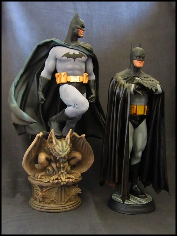 Batman Alex Ross statue 1/4 15032003305416083613088042