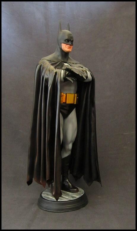 Batman Alex Ross statue 1/4 15032003305616083613088044