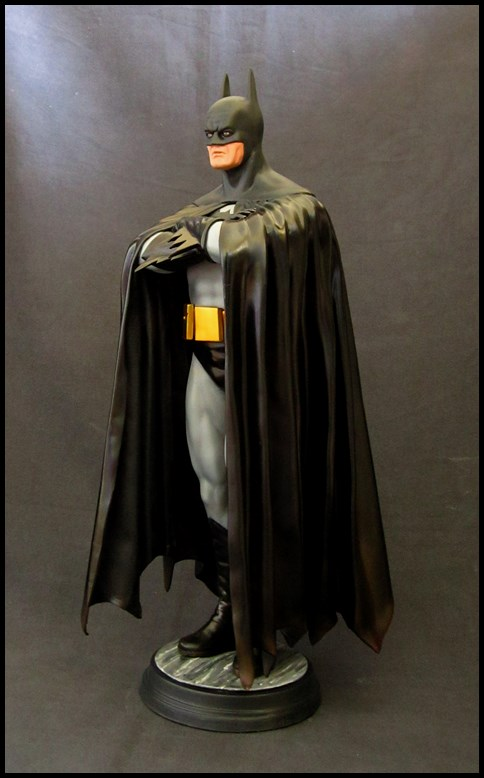 Batman Alex Ross statue 1/4 15032003305916083613088047