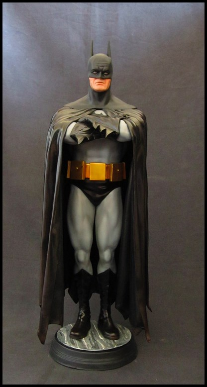 Batman Alex Ross statue 1/4 15032003310016083613088048
