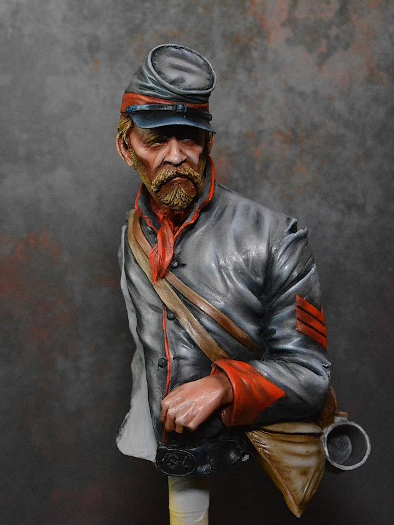 Le buste du 10th Tennessee Irish Brigade  - mise à jour du 7/04  par Gabriel FINI - Page 3 15032004415212278513088225