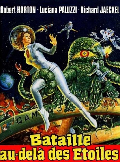 LA SF À YOM - Bataille Au-delà des Étoiles  dans Cinéma bis 15032007542415263613087398