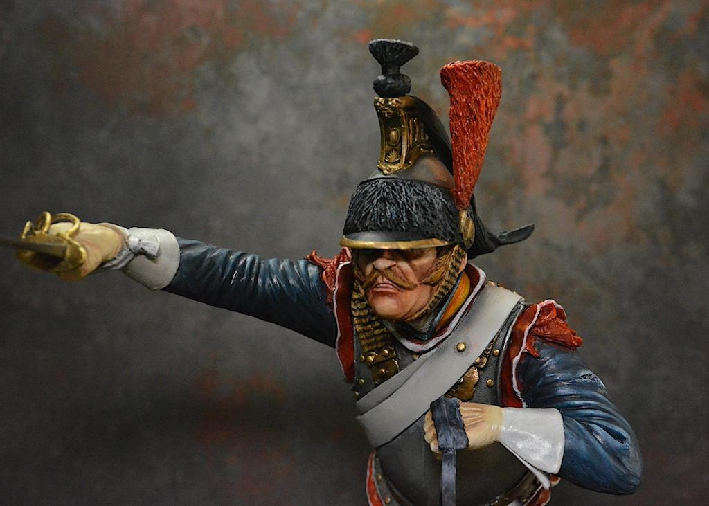 5ème cuirassier - Waterloo 1815 - CGS military figures - mise à jour du 22 Mars 15032205080512278513094638