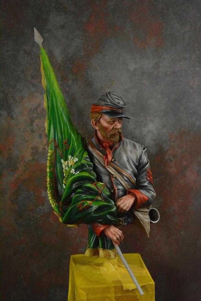 Le buste du 10th Tennessee Irish Brigade  - mise à jour du 7/04  par Gabriel FINI - Page 3 15032601392416819913107286