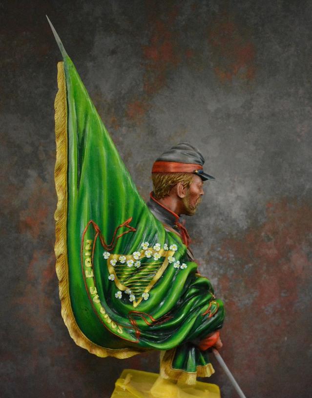Le buste du 10th Tennessee Irish Brigade  - mise à jour du 7/04  par Gabriel FINI - Page 3 15032601393216819913107288