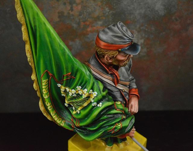 Le buste du 10th Tennessee Irish Brigade  - mise à jour du 7/04  par Gabriel FINI - Page 3 15032601394316819913107290