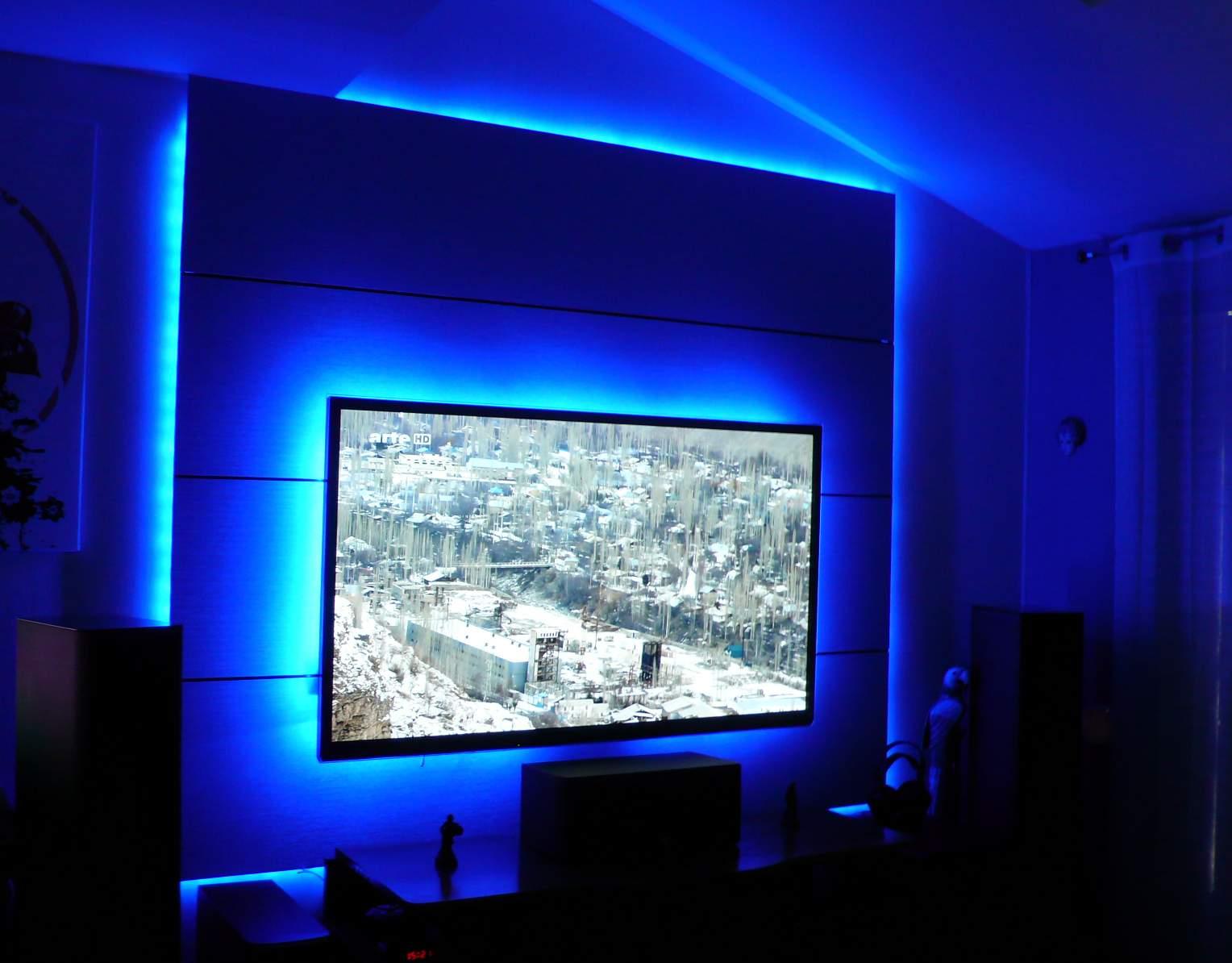 Edit Deuxieme R Am Nagement De Mon Salon Hc 30059292 Sur Le  # Meuble Tv Plaque Au Mur