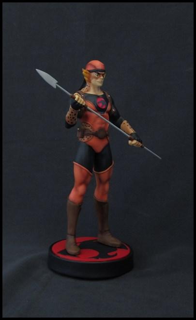 Thundercats : Bobcat statue by Nimajneb 15032905401316083613118932