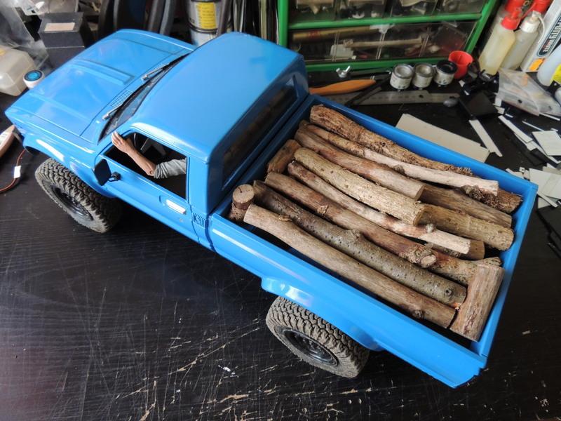 Châssis Sawback, carrosserie Hilux. 1503290604532281113119057