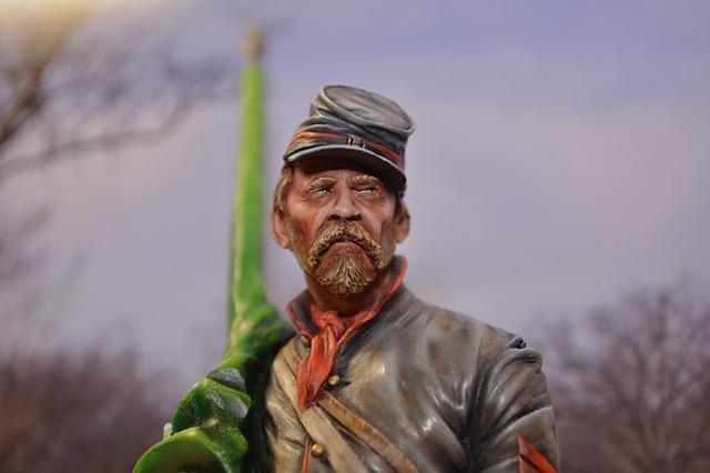 Le buste du 10th Tennessee Irish Brigade  - mise à jour du 7/04  par Gabriel FINI - Page 4 15040411400716819913139124