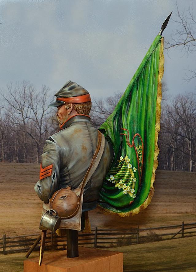 Le buste du 10th Tennessee Irish Brigade  - mise à jour du 7/04  par Gabriel FINI - Page 4 15040411405216819913139131