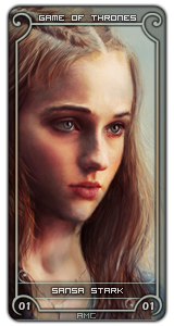 Arya Stark (Plume) VS Sansa Stark (Arawen) 15040706251215912613149622