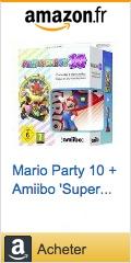 Mario Party 10 Edition Amiibo