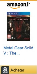 Metal Gear Solid V : The Phantom Pain – édition day one
