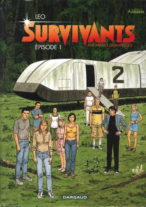Survivants - T01 - Anomalies quantiques